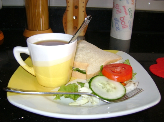 Breakie, breakfast